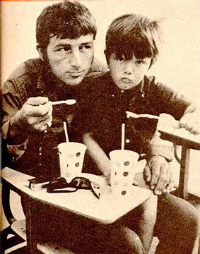 Richard and kid