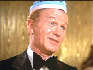 Red Buttons as James Martin