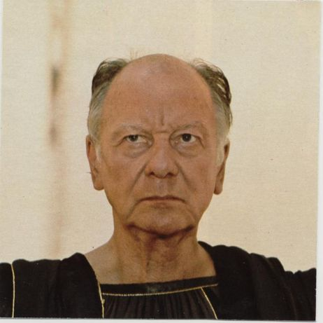 John Gielgud as Nerva