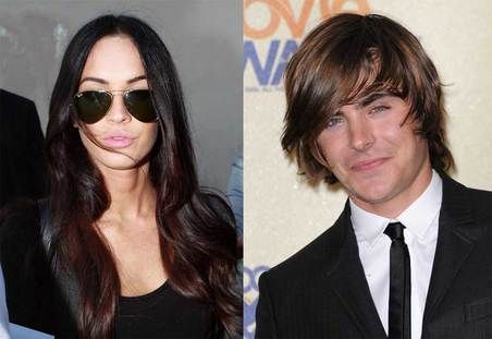 megan fox zac efron. Megan Fox amp; Zac Efron Making A
