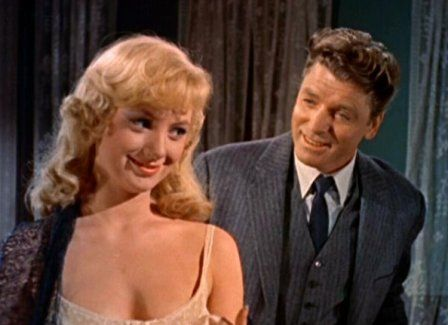 Shirley Jones & Burt Lancaster in Elmer Gantry