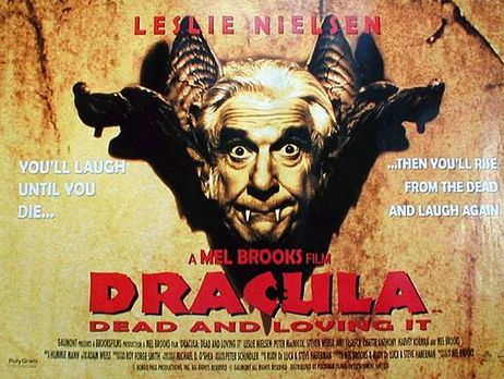 Dracula Dead And Loving It. Dracula - Dead and Loving It