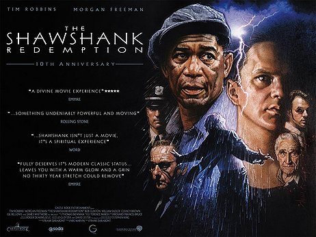 review of the shawshank redemption