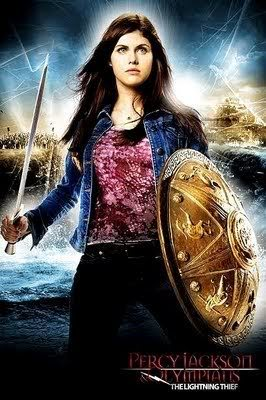 Percy Jackson & The Olympians: The Lightning Thief - Alex aka Lilianetty's Fave