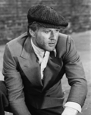 Robert Redford in The Sting