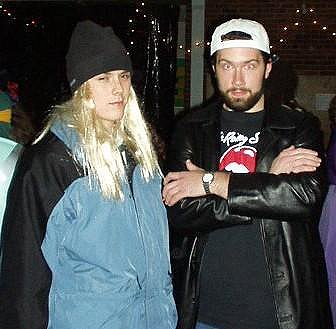 Jay and Silent Bob.
