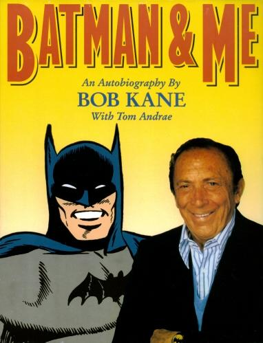 Bob Kane Net Worth