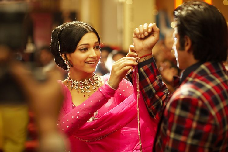 Deepika Padukone. Highest Rated: 86% Om Shanti Om (2007) ...