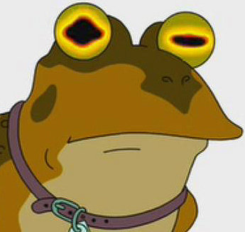 All glory to the Hypnotoad.