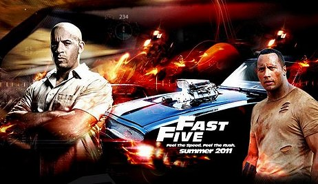fast five fast and furious 5. Fast amp; Furious 5: Fast Five
