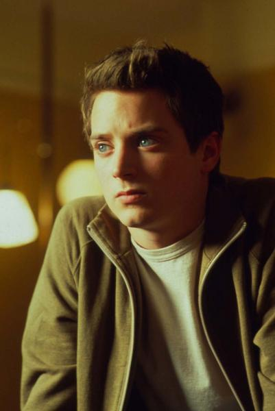 Elijah Wood as Jones Dillion in Try Seventeen