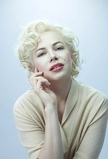 13874499 gal Michelle Williams Pictured as Marilyn Monroe