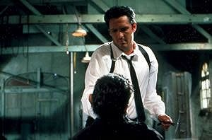 Michael Madsen as Mr. Blonde in Reservoir Dogs (1992)