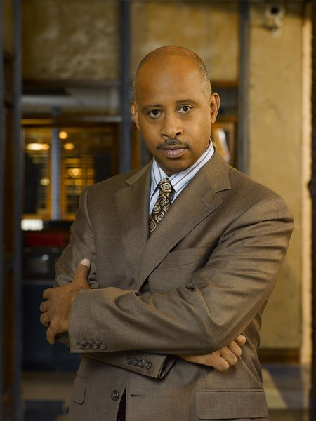 Ruben Santiago-Hudson