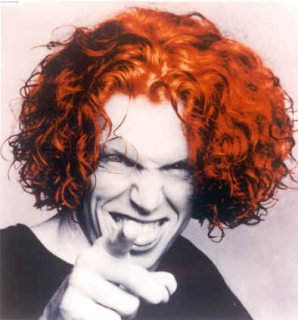 Scott &#039;Carrot Top&#039; Thompson