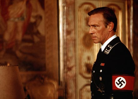 Christopher Plummer in The Scarlet and the Black