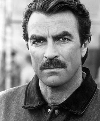 Den 73-år gammal, 192 cm lång Tom Selleck in 2018 photo