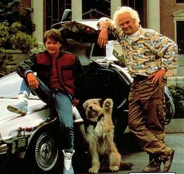 christopher lloyd doc. This is Marty, Eine and Doc : Christopher Lloyd : Back to the Future : Photo
