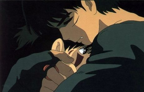 princess mononoke gifs movie cute guys forest spirits spoiler lol
