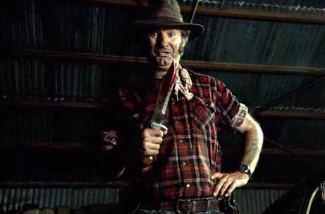 John Jarratt In Wolf Creek