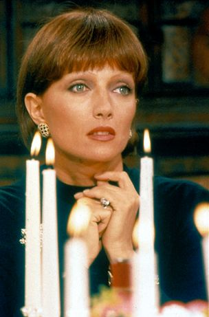 Stephane Audran in the Discreet Charm of the Bourgeoisie