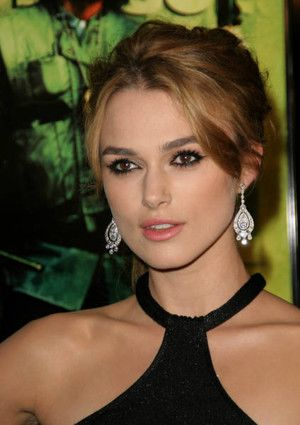 keira knightley pirates. Keira Knightley Says