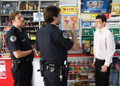 superbad. Scene from SUPERBAD
