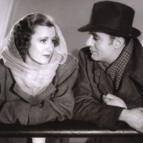 Dunne and Boyer in Love Affair