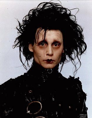 Johnny Depp - Edward Scissorhands (1990)