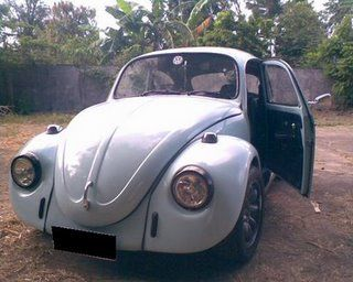 This Beatle Bug is feature in what Filipino 80's movie?