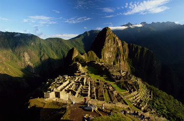 Names the new seven wonders of the world