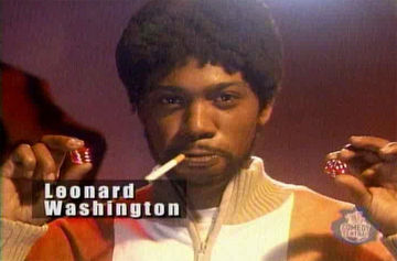 dave chappelle leonard washington