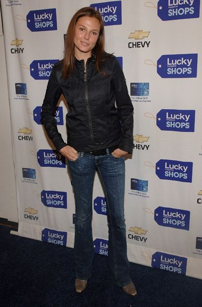 "Lucky Magazine, Sarah Michelle Gellar & Jessica Seinfeld Host 4th Annual ""Lucky Shops VIP Shopping Party"""