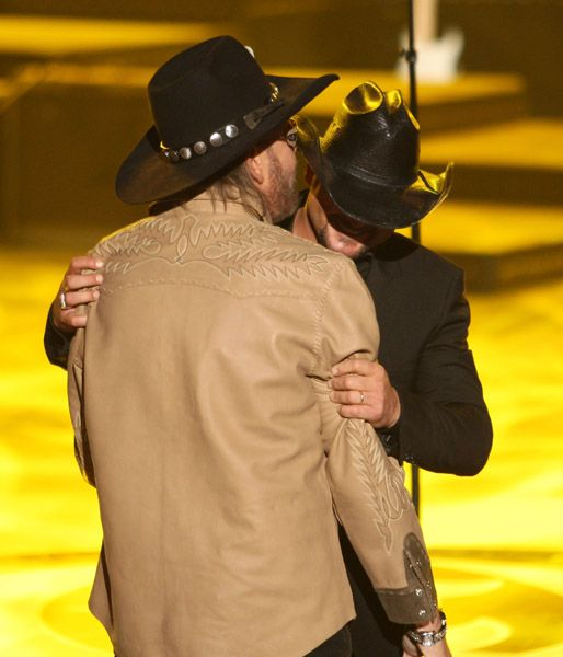 CMT Giants Honoring Hank Williams Jr. - Show