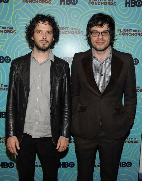 "HBO's ""Flight of the Conchords"" Season 2 Viewing Party"
