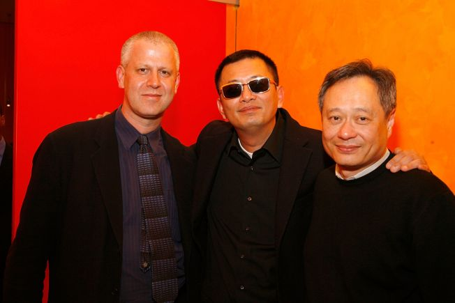 MOVING IMAGE Presents �??An Evening with Wong Kar-wai�?? with an Introduction by Ang Lee