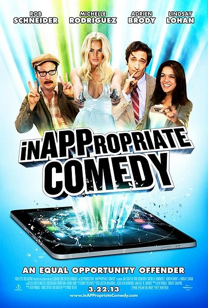 Watch InAPPropriate Comedy online free