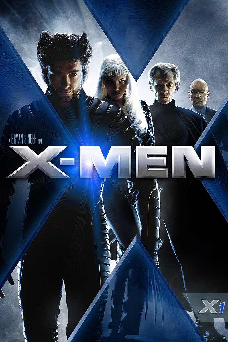 film x man X-men is a 2000 american superhero film based on the marvel comics  superhero team of the  on to direct x-men: the last stand), and offered the  position to robert rodriguez, but he turned it down  a new two-disc dvd  version was issued in 2003 in anticipation to the theatrical release of sequel x2,  titled x-men 15.